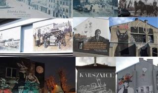 """Zduńska Wola miastem murali? """"Wpływają na estetykę i atrakcyjność"""""""